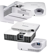 Casio Projector Family