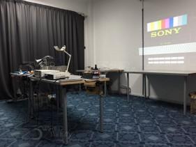 REPAIR PROJECTOR - Projector